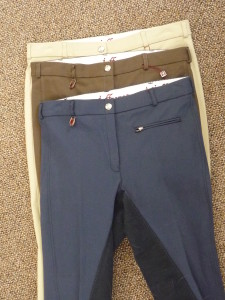 Jeffries Breeches